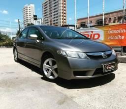 Honda Civic 2009/2009 LXS c/multimídia - 2009