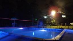 Sítio na Grande São Paulo com piscina e espaço para eventos