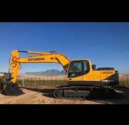 Escavadeira Hidráulica Hyundai Lc 220 9s 2014