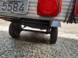 Carretinha Reboque - 2000