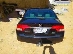 Honda Civic automático 2007 2008  * - 2008