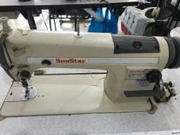 Máquinas de costura Reta industrial