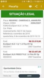 Vendo carro barato - 2007