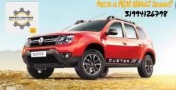 Caixa câmbio Renault Duster Automática