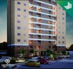 Apartamento 3/4 Veredas Condomínio Clube Alagoinhas