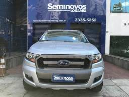 Ford Ranger 2.2 xls 4x4 cd 16v diesel 4p manual - 2017