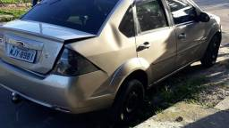 Fiesta 2012 completo acidentado - 2012