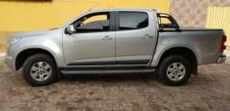 GM S10 LT 4x2 Prata Diesel 2014 Aut - Extra - 2014