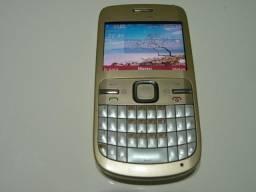 Nokia C3 00 - Wifi Bluetooth Rádio Usb 2.4 Gsm excelente!