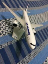 Miniatura avião Boeing air france