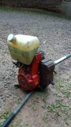 Motor branco 3,5 hp rabeta
