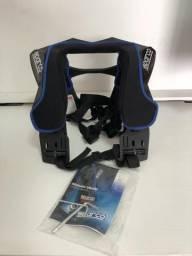 Protetor de Pescoço Sparco DPC Kart Importado
