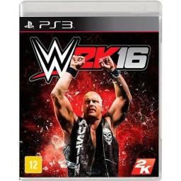 Jogo de Ps3 WWE 2K16 - Novo e Lacrado comprar usado  Rio de Janeiro