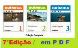 Coleção Química Ricardo Feltre