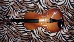 Vendo violino Yamada cor madeira em bom estado