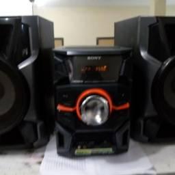 Som sony 300w Rms Mhc-Ex80