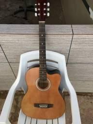 Vendo esse violão elétrico!