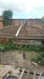 Vendo antena parabólica 150 reais