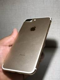 IPhone 7 Plus Apple com 128GB - GOLD DOURADO