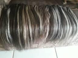 Vendo esse lindo cabelo loiro.mesclado,na tela (manual
