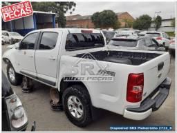 Sucata Chevrolet S10 LT 2.8 TDI 4x4 Diesel Aut 2018