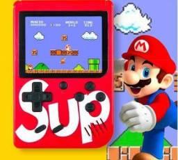 Video Game Portátil Retrô SUP, 400 Jogos! - Entrega 24h/Garantia