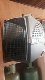 Casinha transporte cachorro