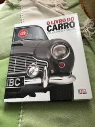 O livro do carro Enciclopédia visual mais de 1200 modelos