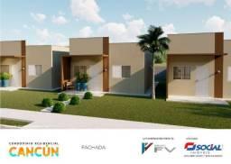 Lançamento: Residencial Cancún, Entrada Facilitada