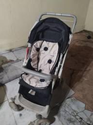 Carrinho de bebê unissex