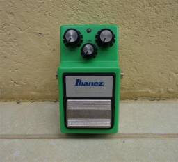 Pedal Ibanez TS-9 Tube Screamer TS9 Semi Novo p/ Guitarra