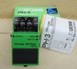 Pedal Boss PH-3 Phase Shifter PH3 NOVO para Guitarra