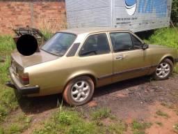 Chevette 1.6 antigo relíquea - 1985