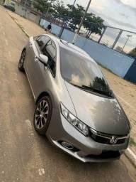 Honda Civic EXR 2.0 c/ teto solar - 2014
