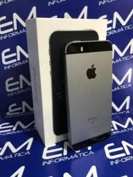 Apple IPhone 5s 16Gb Cinza- Seminovo - Somos Loja Fisica Niterói e Centro do Rio