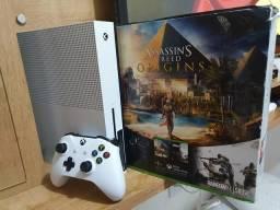 Xbox One S 500GB + FIFA19 + Jogos comprar usado  Rio de Janeiro