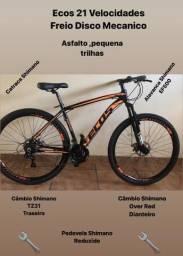 Bicicleta Nova Ecos (Aro 29)(Quadro 19)(Bike sem uso)Garantia e Noto, usado comprar usado  Ribeirão Preto