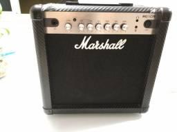 Usado, Amplificador Marshall MG15CFR comprar usado  Salvador