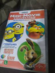 DVD Mini- Movie Collection