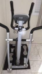 Bicicleta de simulação caminhada