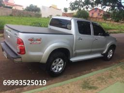 Hilux 3.0 SRV 4X4 Turbo intercooler diesel