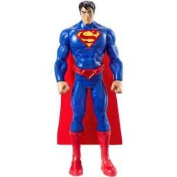 Boneco superman articulado