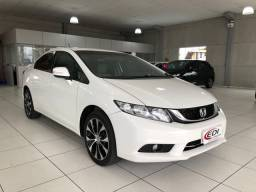 Honda Civic LXR 2.0 ano 2015 impecável