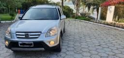 Honda CR-V 2.0 16V Aut. 4x4 *Super Inteira* Teto * Couro * Automática