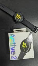 Vendo relógio Samsung Active 2