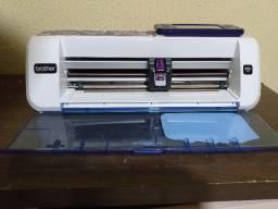 Máquina De Corte Scanncut Brother Cm650w