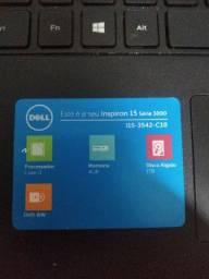 Notebook Dell core i3