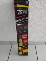 Calha de chuva para Ducato 97/17. 2 portas. Nova instada. R$  130,00.