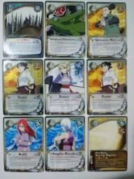 Lote Cards Naruto - Leia a Descrição
