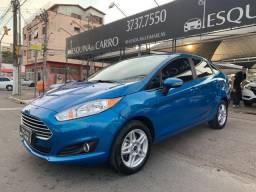 Ford fiesta sedan sel 2017 unica dona sem detalhes 29.000 km todas revisões feitas